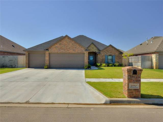 2712 Falling Leaves Drive, Weatherford, OK 73096 (MLS #924072) :: Homestead & Co