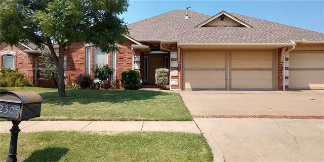 2305 NW 152nd Street, Edmond, OK 73013 (MLS #924086) :: Keri Gray Homes