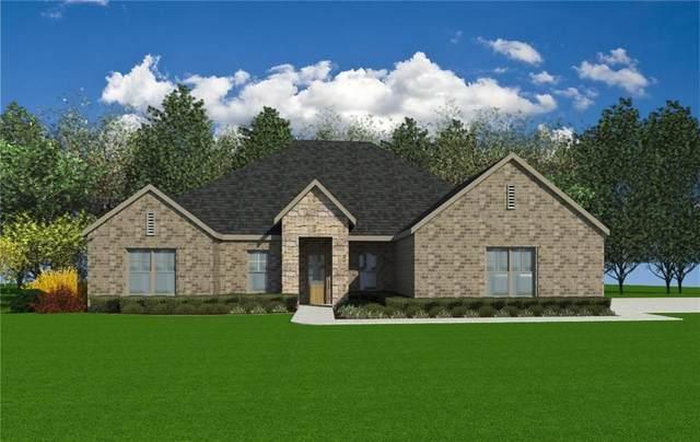 14613 Lockton Drive, Jones, OK 73049 (MLS #924361) :: Keri Gray Homes