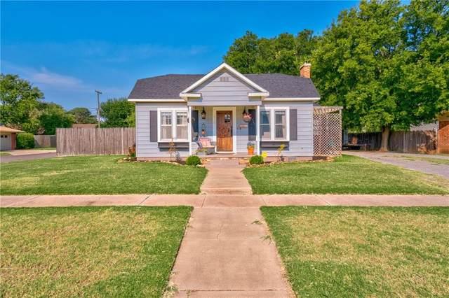 430 S 9th Street, Clinton, OK 73601 (MLS #924433) :: Homestead & Co