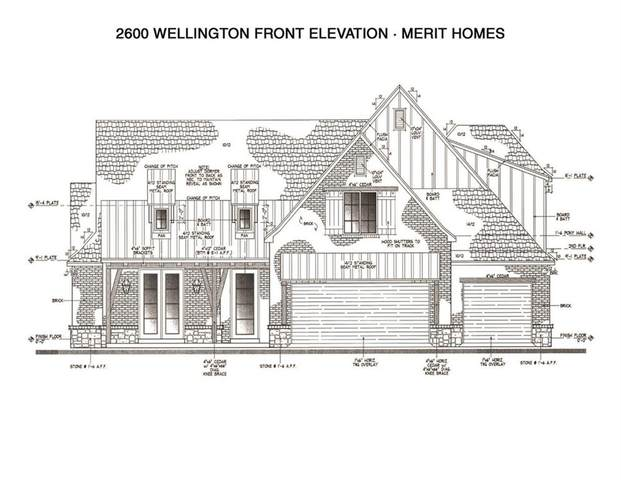 2600 Wellington Way, Edmond, OK 73012 (MLS #924618) :: Homestead & Co