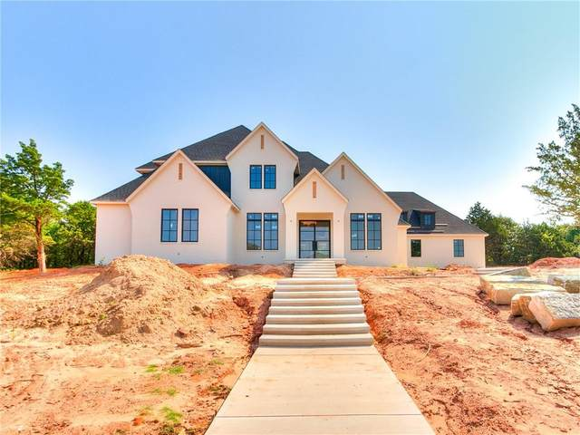 116 Annabelle Lane, Edmond, OK 73034 (MLS #925105) :: Erhardt Group at Keller Williams Mulinix OKC