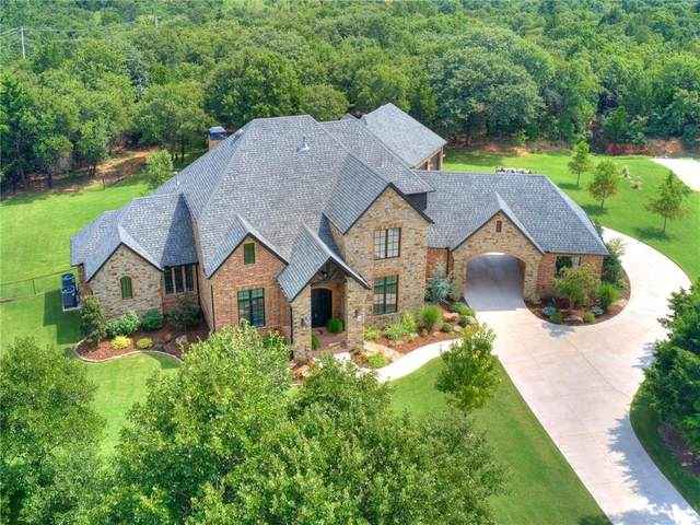 4500 Mccartney Lane, Edmond, OK 73034 (MLS #925200) :: Keri Gray Homes