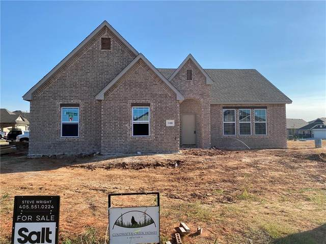 11408 NW 100th Court, Yukon, OK 73099 (MLS #925298) :: ClearPoint Realty