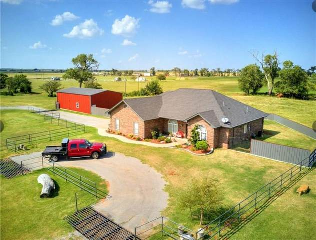 11476 N 1970 Road, Elk City, OK 73644 (MLS #925389) :: Homestead & Co