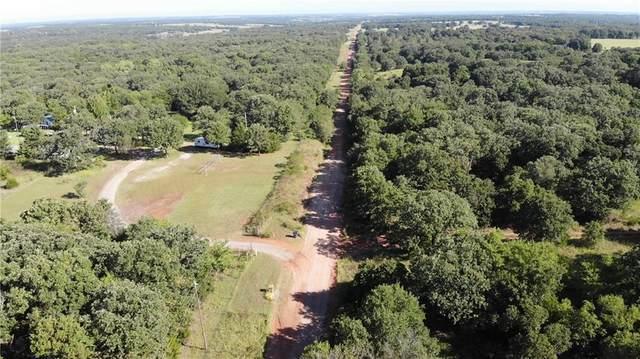 143 S Pottawatomie Road, Wellston, OK 74881 (MLS #925395) :: Homestead & Co
