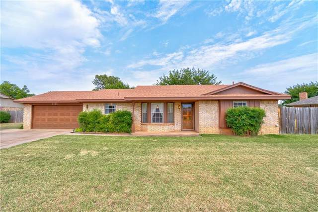 3508 E Prairie Drive, Altus, OK 73521 (MLS #925427) :: Keri Gray Homes