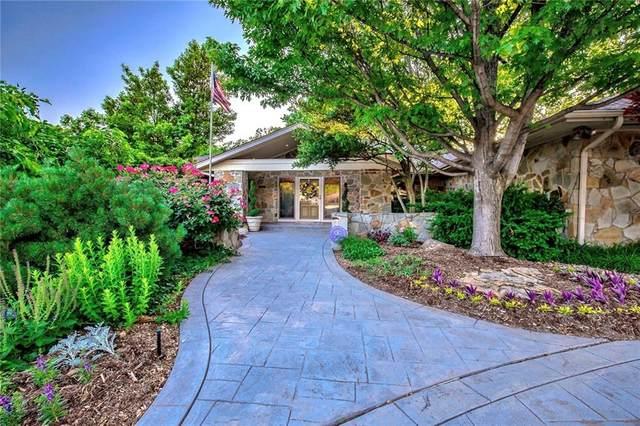 3048 Brush Creek Road, Oklahoma City, OK 73120 (MLS #925499) :: Homestead & Co
