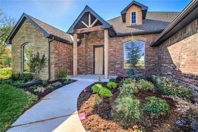 10129 Lacewood Drive, Edmond, OK 73025 (MLS #925546) :: ClearPoint Realty