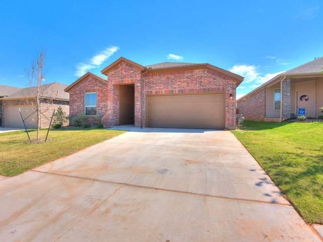 11312 SW 33rd Terrace, Mustang, OK 73064 (MLS #925599) :: Homestead & Co