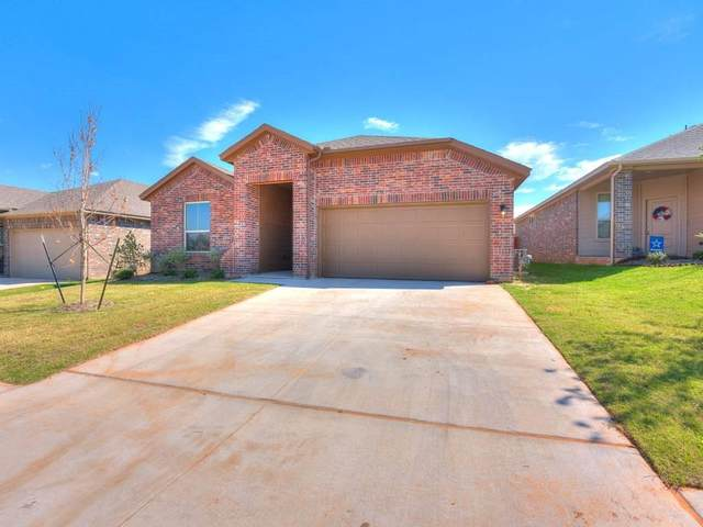11312 SW 33rd Terrace, Mustang, OK 73064 (MLS #925599) :: Keri Gray Homes