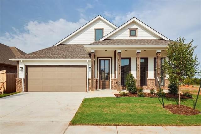 3524 Crampton Gap Way, Norman, OK 73069 (MLS #925790) :: Keri Gray Homes