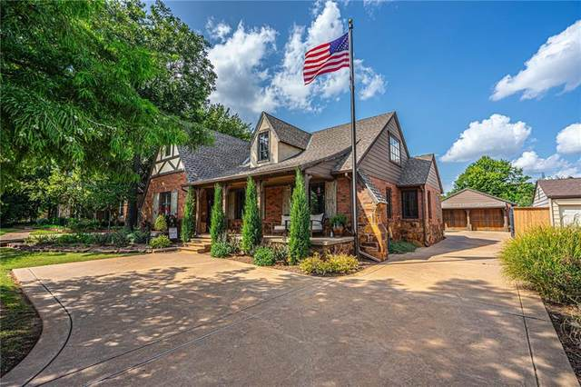 1119 Glenwood, Nichols Hills, OK 73116 (MLS #925899) :: Homestead & Co