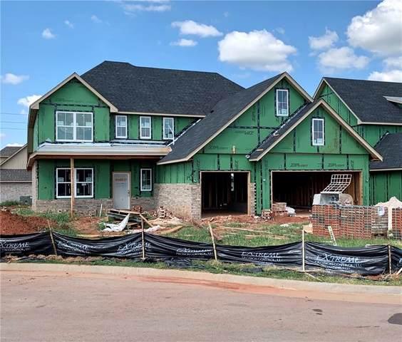 6405 NW 164 Circle, Edmond, OK 73013 (MLS #926340) :: Keri Gray Homes
