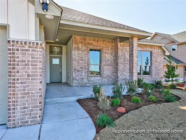 15929 Palermo Drive, Edmond, OK 73013 (MLS #926437) :: Erhardt Group at Keller Williams Mulinix OKC
