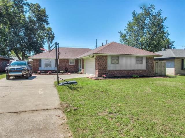 7520 NW 28th Terrace, Bethany, OK 73008 (MLS #926473) :: Erhardt Group at Keller Williams Mulinix OKC