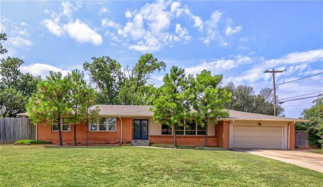 6401 Avalon Lane, Nichols Hills, OK 73116 (MLS #926498) :: Homestead & Co