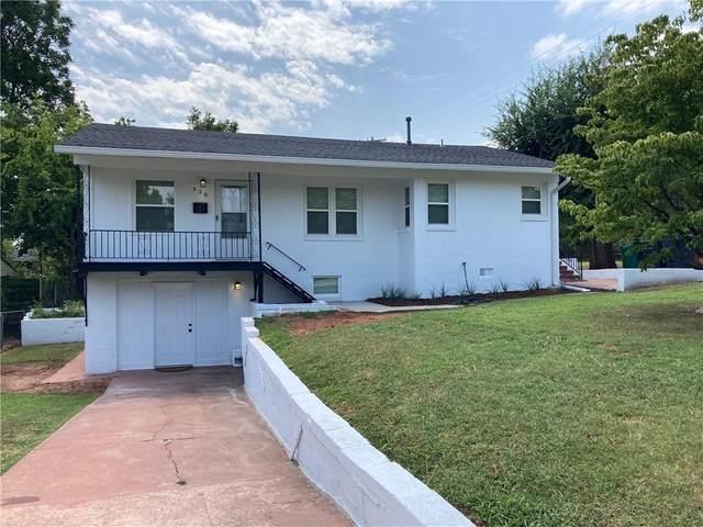 438 NW 48th Street, Oklahoma City, OK 73118 (MLS #926499) :: Keri Gray Homes