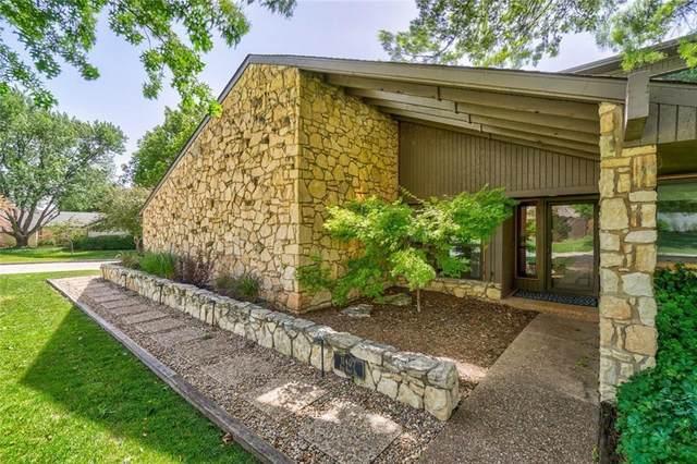 11407 Red Rock Road, Oklahoma City, OK 73120 (MLS #926534) :: Erhardt Group at Keller Williams Mulinix OKC