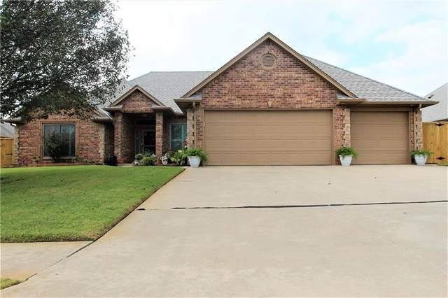 12405 Lapis Lane, Oklahoma City, OK 73170 (MLS #926538) :: Homestead & Co