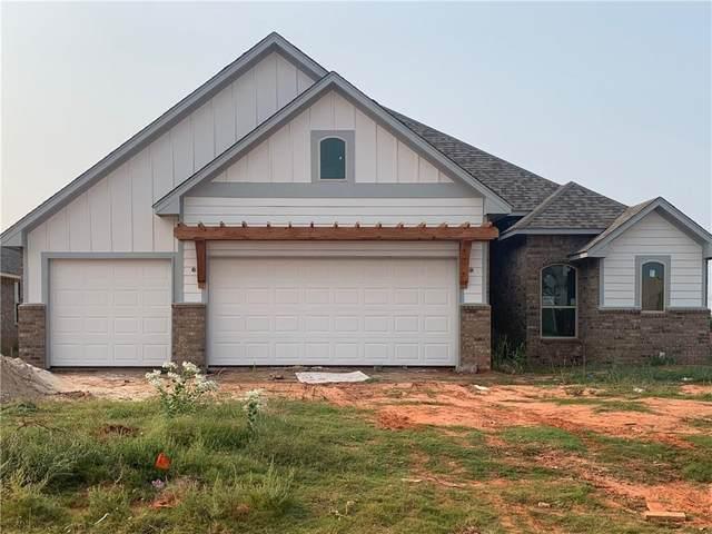 9408 SW 44th Terrace, Oklahoma City, OK 73179 (MLS #926614) :: Keri Gray Homes