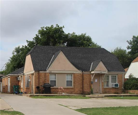 120 NW 31st Street, Oklahoma City, OK 73118 (MLS #926671) :: Keri Gray Homes