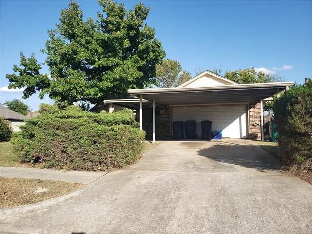 12900 Cloverleaf Lane, Oklahoma City, OK 73170 (MLS #926755) :: Homestead & Co