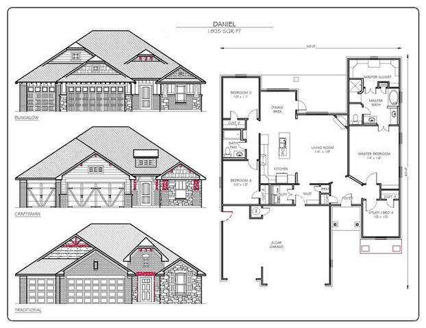 11025 NW 20 Terrace, Yukon, OK 73099 (MLS #926825) :: Homestead & Co