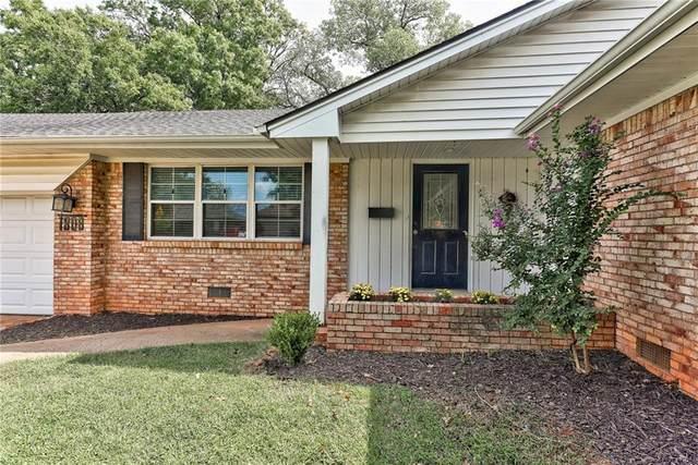 1808 Kings Road, Edmond, OK 73013 (MLS #926879) :: Homestead & Co