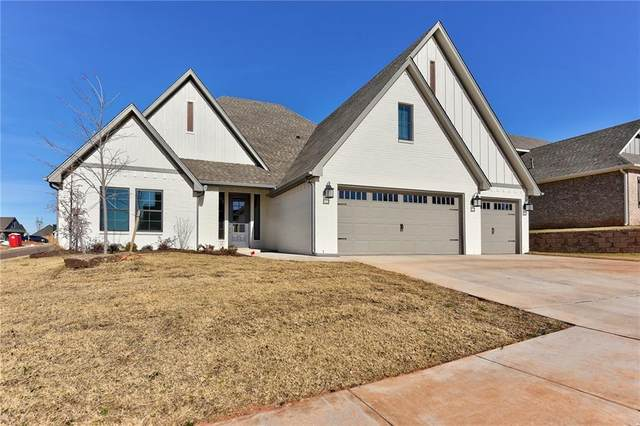 8601 Cherry Blossom Road, Arcadia, OK 73007 (MLS #926969) :: ClearPoint Realty