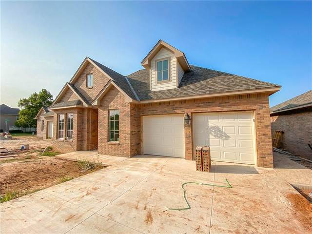 623 Birkdale Drive, Edmond, OK 73025 (MLS #927094) :: Homestead & Co