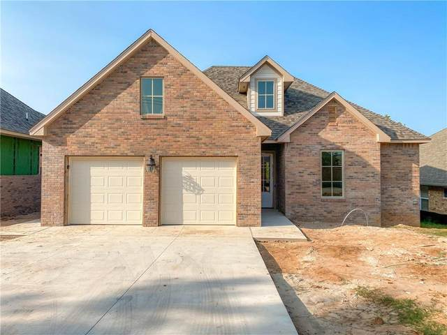 611 Birkdale Drive, Edmond, OK 73025 (MLS #927102) :: Homestead & Co