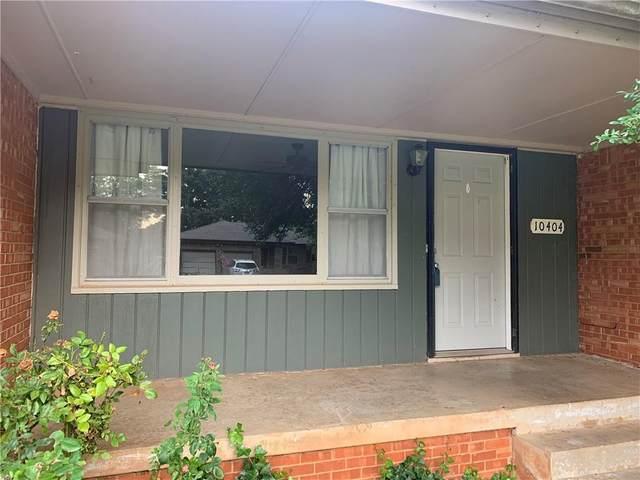 10404 Sunnymeade Place, The Village, OK 73120 (MLS #927209) :: Erhardt Group at Keller Williams Mulinix OKC