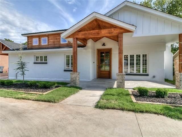 1730 NW 63rd Street, Nichols Hills, OK 73116 (MLS #927272) :: The UB Home Team at Whittington Realty