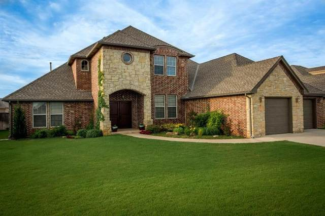1305 Sawgrass Drive, Norman, OK 73072 (MLS #927305) :: Keri Gray Homes