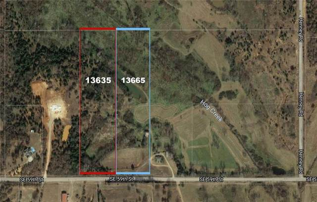 13665 SE 59th Street, Choctaw, OK 73020 (MLS #927400) :: KG Realty