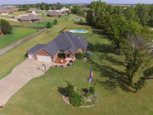 3015 Bridge Road, Tuttle, OK 73089 (MLS #927438) :: Keri Gray Homes