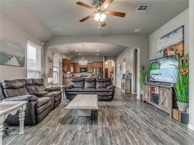 11005 SW 40th Street, Mustang, OK 73064 (MLS #927560) :: Homestead & Co