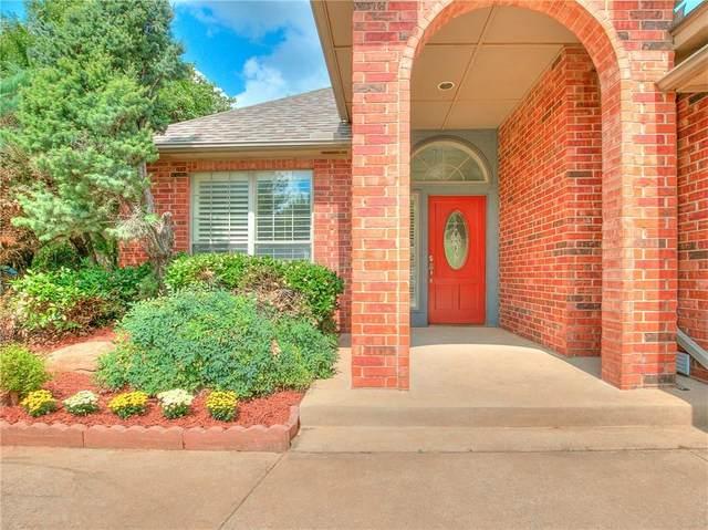 733 Longmeadow Lane, Edmond, OK 73003 (MLS #927584) :: Keri Gray Homes