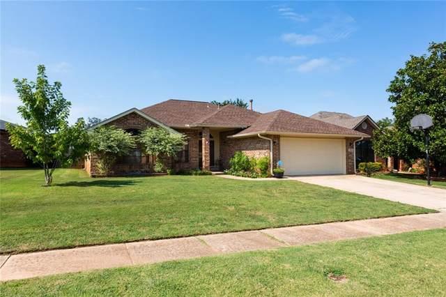 2821 Dalewood Terrace, Norman, OK 73071 (MLS #927632) :: Homestead & Co