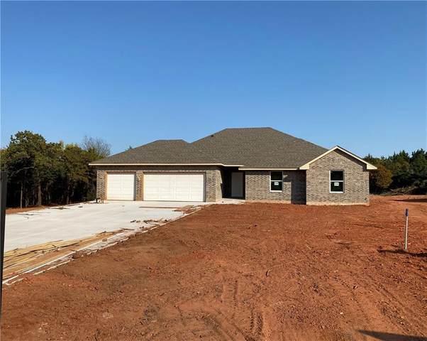 9700 Pastoral Drive, Guthrie, OK 73044 (MLS #927716) :: Homestead & Co