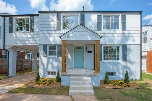 1909 NW 31st Street, Oklahoma City, OK 73118 (MLS #927719) :: Keri Gray Homes