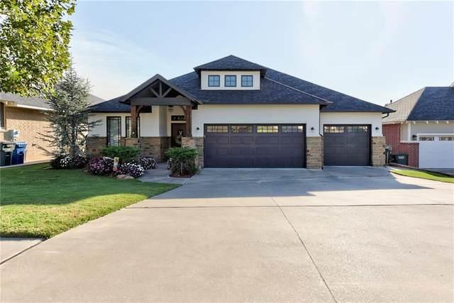 1508 Church Street, Edmond, OK 73034 (MLS #927756) :: Homestead & Co