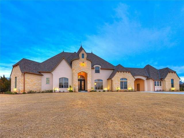 3600 Sea Ray Channel, Edmond, OK 73013 (MLS #927824) :: KG Realty