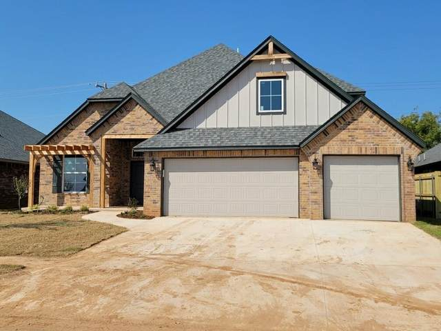 16713 Prado Drive, Oklahoma City, OK 73170 (MLS #927836) :: Homestead & Co