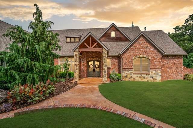 2545 Crestwood Drive, Jones, OK 73049 (MLS #927873) :: Homestead & Co
