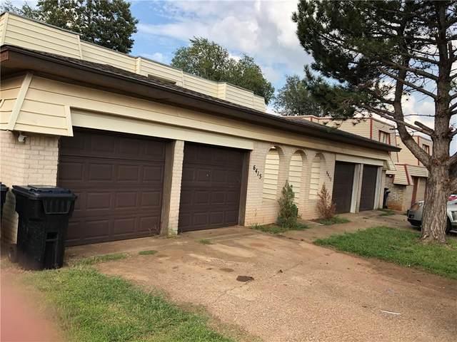 6413 NW 63rd Street, Oklahoma City, OK 73132 (MLS #927921) :: Homestead & Co