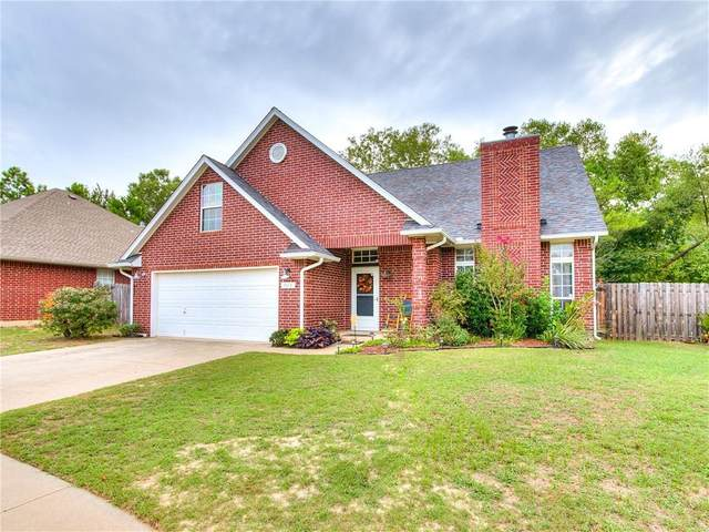 3613 Maggie Circle, Norman, OK 73072 (MLS #927942) :: Homestead & Co