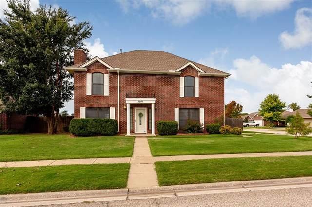 3901 Ripple Avenue, Norman, OK 73072 (MLS #928061) :: Homestead & Co