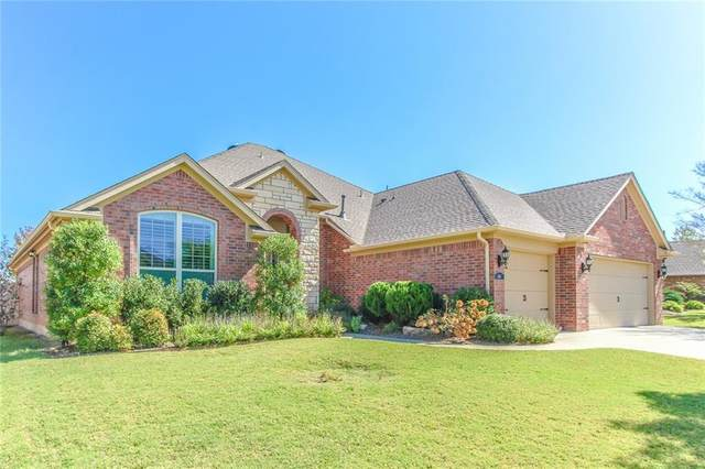 4311 Kensal Rise Place, Norman, OK 73072 (MLS #928203) :: ClearPoint Realty